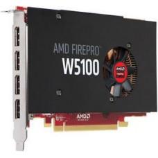 AMD FirePro W5100, 4GB GDDR5 (4GB, Professional)