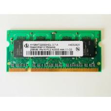 Infinoen (HYS64T32000HDL-3.7-A) 256MB PC-4200 DDR2-533MHz SODIMM 200pin