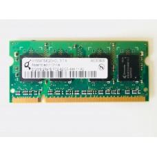 Infinoen (HYS64T64020HDL-3.7-A) 512MB PC-4200 DDR2-533MHz SODIMM 200pin