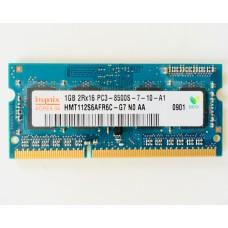 Hynix (HMT112S6AFR6C-G7 NO AA) 1GB PC-8500 DDR3-1066MHz SODIMM 204pin