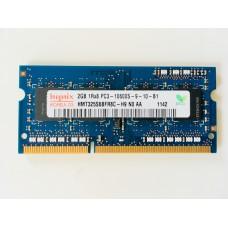 Hynix (HMT325S6BFR8C-H9 NO AA) 2GB PC-10600 DDR3-1333MHz SODIMM 204pin