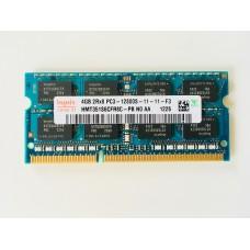 Hynix (HMT351S6CFR8C-PB NO AA) 4GB PC-12800 DDR3-1600MHz SODIMM 204pin