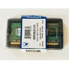 Kingston (KVR16LS11/4) 4GB PC-12800 DDR3-1600MHz SODIMM 204pin