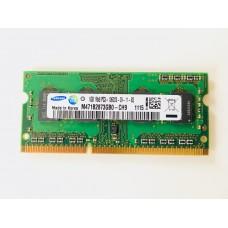 Samsung (M471B2873GB0-CH9) 1GB PC-10600 DDR3-1333MHz SODIMM 204pin