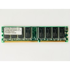 Elixir (M2U25664DS8HA0G-75B) 256MB PC-2100 DDR-266MHz DIMM 184pin
