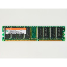 Hynix (HYMD564646BP8J-D43 AA-A) 512MB PC-3200 DDR-400MHz DIMM 184pin