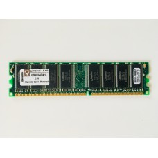 Kingston (KVR400X64C3A/1G) 1GB PC-3200 DDR-400MHz DIMM 184pin