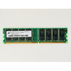 Micron (MT8VDDT3264AG-40BG4) 256MB PC-3200 DDR-400MHz DIMM 184pin